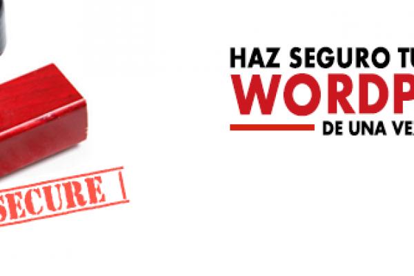 Hacer seguro wordpress