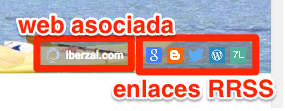redes sociales en canal youtube