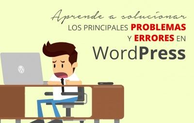 Solución a Problemas WordPress