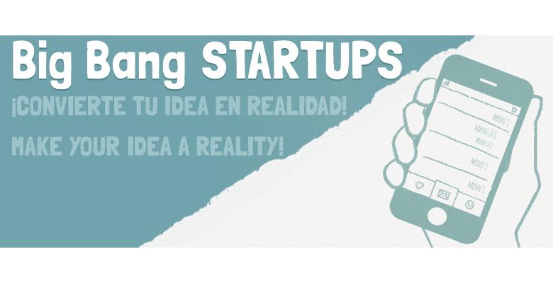 big bang startups