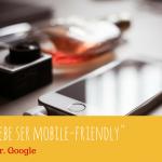 Tu web debe ser 'mobile-friendly' según Google