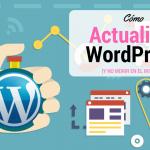 ¿Cómo actualizar WordPress de forma correcta y no morir en el intento?