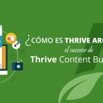 ¿Cómo es Thrive Architect, el sucesor de Thrive Content Builder?